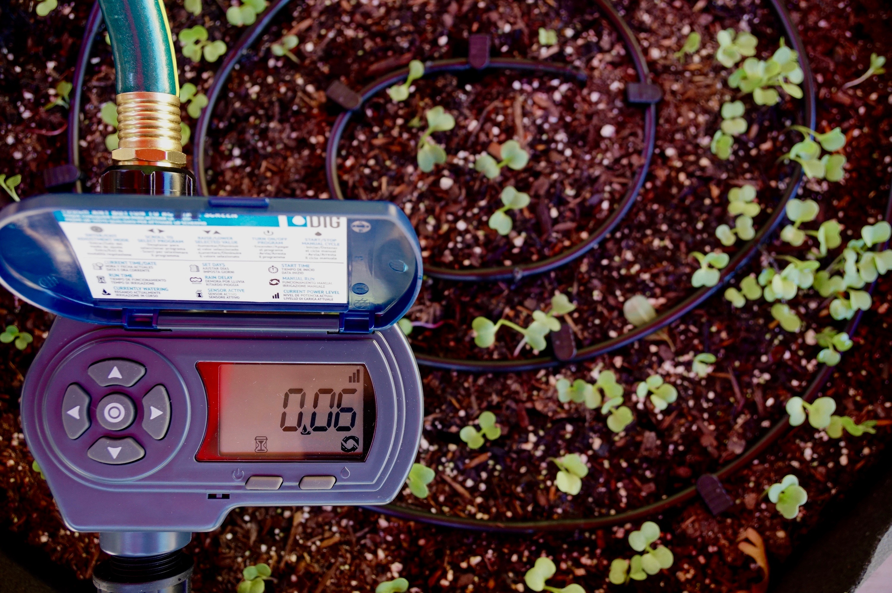 Want Some Time Back?  Automate Garden Watering